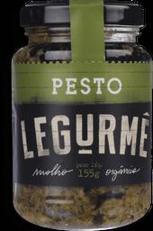 Molho Legurmê Pesto Orgânico 155 g