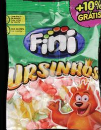 Bala Fini Gelatina Ursinhos 100 g