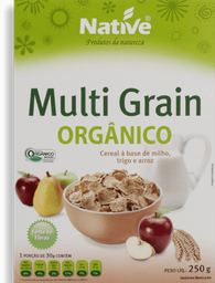 Multi Grain Native Orgânica 250 g