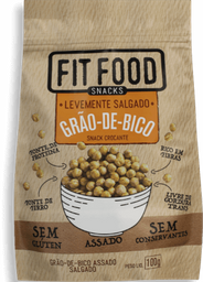 Snack Fit Food Grão de Bico 100 g