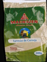 Levedo de Cerveja Macrozen 200 g