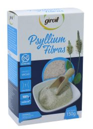 Psyllium Giroil Sem Glutén 150 g