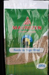 Farelo de Trigo Macrozen 200 g