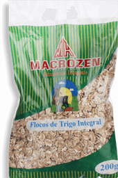 Flocos Macrozem De Trigo 200 g