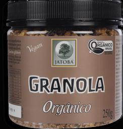 Granola Jatoba Orgânica 250 g[