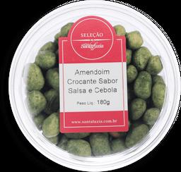Amendoim Santa Luzia Salsa e Cebola 180 g