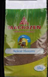 Açúcar Macrozen Mascavo 1 Kg