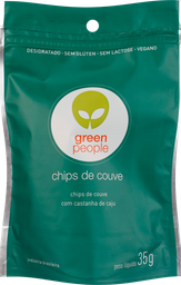 Chips Greenpeople Couve 35 g