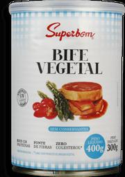 Bife Superbom Vegetal 300 g