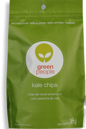 Chips Greenpeople Kale 35 g