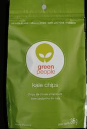 Chips Greenpeople Kale 35 g