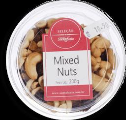 Mix Nuts Santa Luzia 200 g