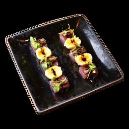 Maguro Foie Teriyaki