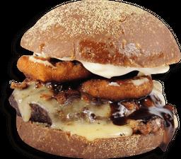 Black Burger Salada