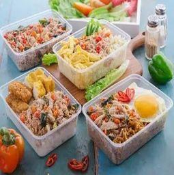 Dieta - Refeições Congeladas-  10 unidades