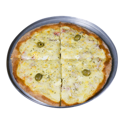 Pizza de Portuguesa 1