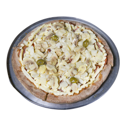 Pizza La Biondina