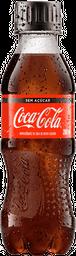 Refrigerante Coca-Cola Sem Açucar Garrafa 200 mL