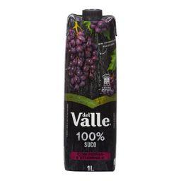 Suco Del Valle 100% Uva 1L