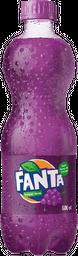 Refrigerante Fanta Uva 600 mL