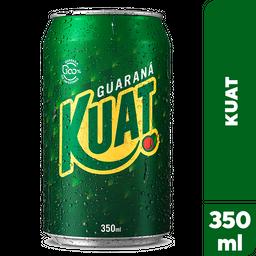 Refrigerante Guaraná Kuat Lata 350 mL