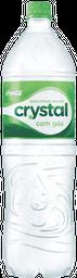Água Crystal Com Gás 1,5 L