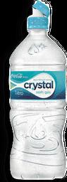 Água Crystal Sport Sem Gás 1 L