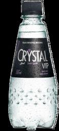 Água Crystal Vip Com Gás 350 mL