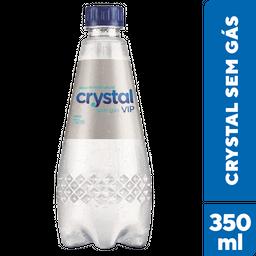 Água Crystal Vip Sem Gás 350 mL