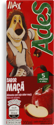 Alimento De Soja Ades Maçã 200 mL