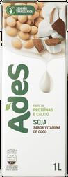 Alimento De Soja Ades Vitamina Coco 1 L