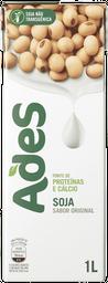 Bebida De Soja Ades Original 1 L
