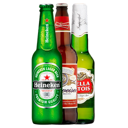 Cerveja Long Neck