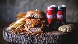 Combo Raw Burger