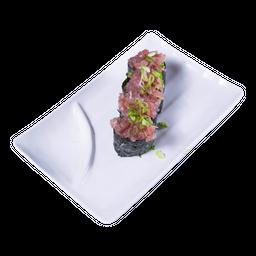 Sushi Dupla Gunkan Magurô Negui