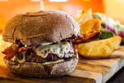 Hambúrguer Australiano