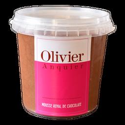 Mousse Royal de Chocolate do L'entrecôte D'olivier
