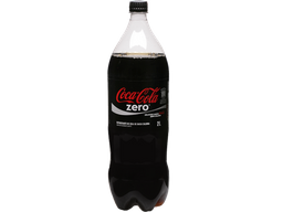 Coca - Cola Zero 2 Litros