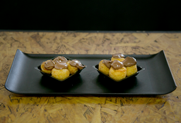 Hot Roll Banana Com Nutella - 8 Unidades