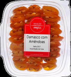 Damasco Santa Luzia Recheado Com Amêndoa
