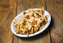 California Style Fries