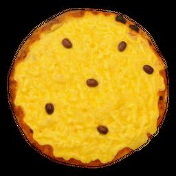 Pizza de Dois Queijos