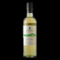 Vinho 375mL Barone Montalto Acq Pinot Grigio Tr Siciliane