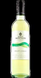 Vinho Barone Montalto Acquerello Pinot Grigio Terre Siciliane