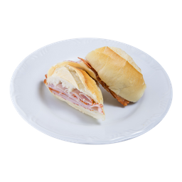 Sanduíche de Lombo