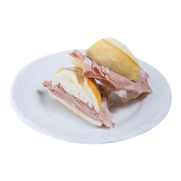 Sanduíche de Mortadela Italiana