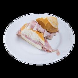 Sanduíche De Royale