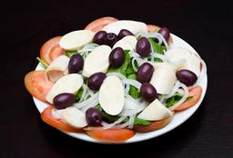 Salada de Rúcula com Palmito
