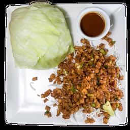 Chang's Tofu Lettuce Wraps
