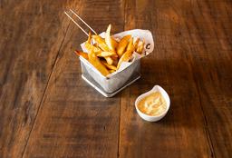 Zaatar Fries